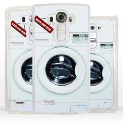 Cover forma lavatrice per LG