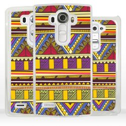 Cover etnica fantasia tribale Azteca per LG
