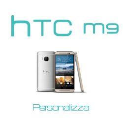 Cover Personalizzata per HTC M9
