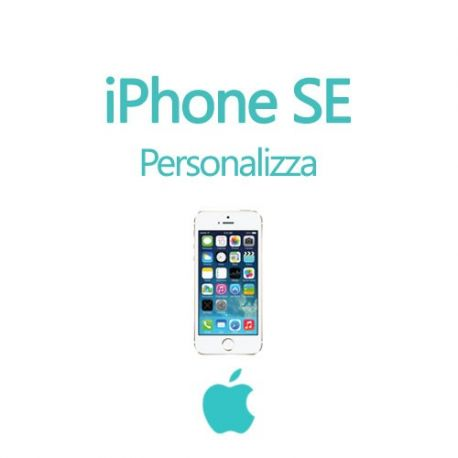 Cover Personalizzata per iPhone SE