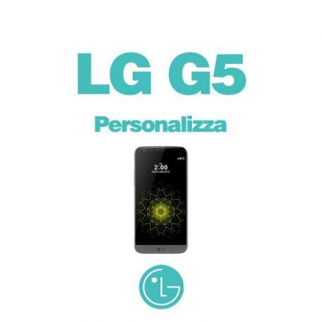 Cover Personalizzata per LG G5