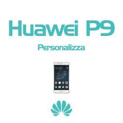 Cover Personalizzata per Huawei P9