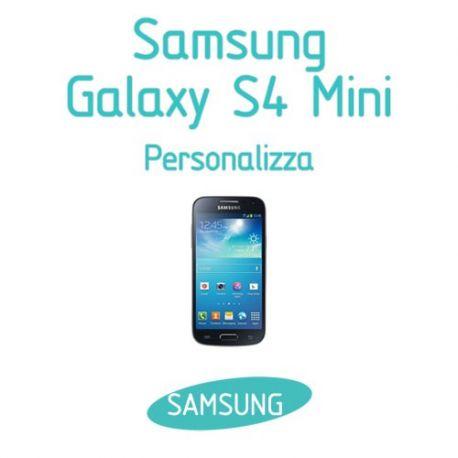 Cover Personalizzata per Samsung Galaxy S4 mini