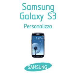 Cover Personalizzata per Samsung Galaxy S3