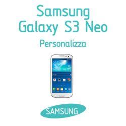 Cover Personalizzata per Samsung Galaxy S3 Neo