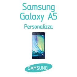 Cover Personalizzata per Samsung Galaxy A5