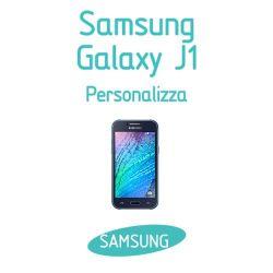 Cover Personalizzata per Samsung Galaxy J1
