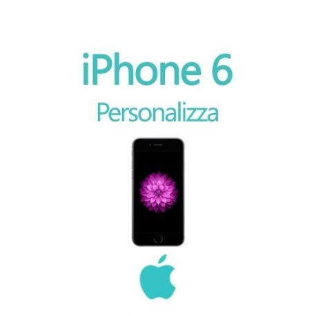 Cover Personalizzata per iPhone 6