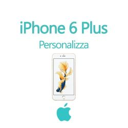 Cover Personalizzata per iPhone 6 Plus