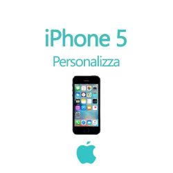 Cover Personalizzata per iPhone 5
