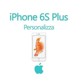 Cover Personalizzata per iPhone 6S Plus
