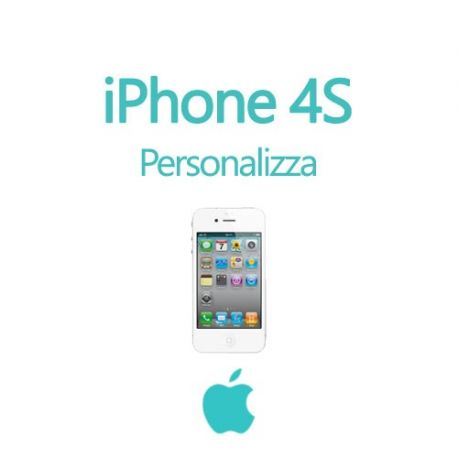 Cover Personalizzata per iPhone 4S