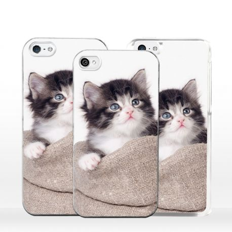 custodia iphone x gatto