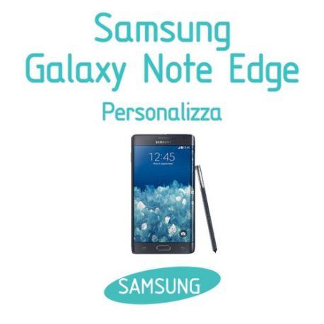 Cover Personalizzata per Samsung Galaxy Note Edge