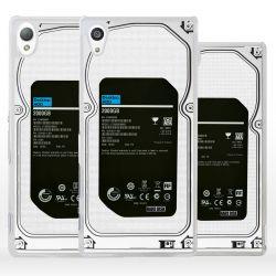 Cover per Sony Xperia stile hard disk computer
