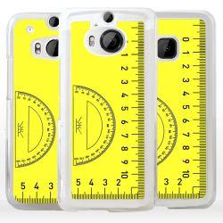 Cover per HTC forma righello livella metro
