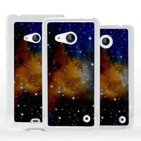 Cover universo galassia per Microsoft Nokia Lumia