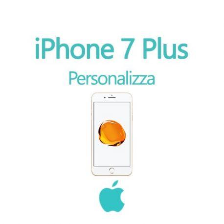 Cover Personalizzata per iPhone 7 Plus