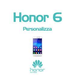 Cover Personalizzata per Honor 6