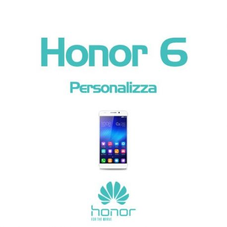 Cover Personalizzata per Honor 6