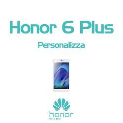 Cover Personalizzata per Honor 6 Plus