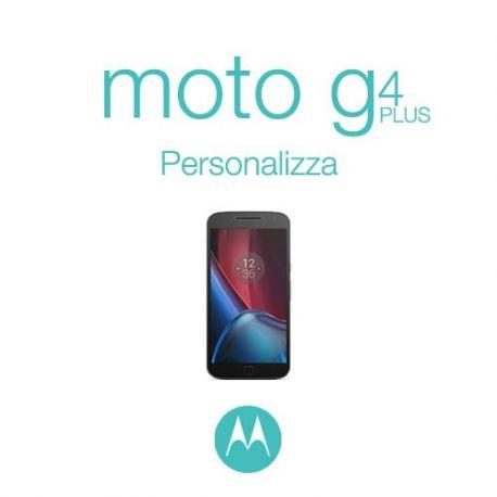 Cover Personalizzata per Motorola Moto G4 Plus
