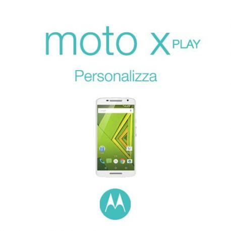 Cover Personalizzata per Motorola Moto X Play