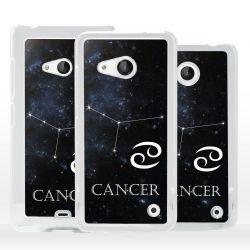 Cover Cancro segno Zodiacale per Microsoft Nokia Lumia