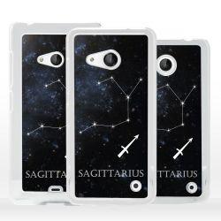 Cover Sagittario segno Zodiacale per Microsoft Nokia Lumia