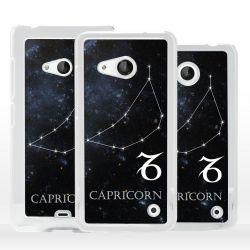 Cover Capricorno segno Zodiaco per Microsoft Nokia Lumia