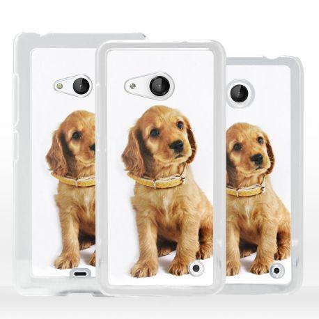 Cover cane cucciolo per Microsoft Nokia Lumia