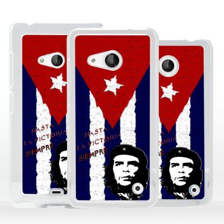 Cover bandiera Cuba Che Guevara per Microsoft Nokia Lumia