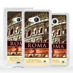 Cover Roma Colosseo per Microsoft Nokia Lumia