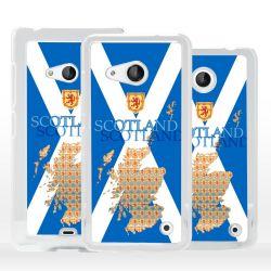 Cover bandiera Scozia per Microsoft Nokia Lumia