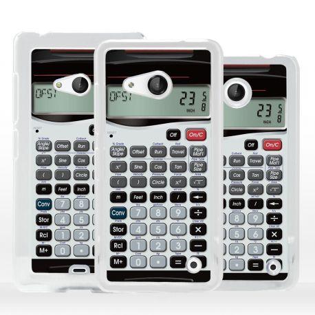 Cover calcolatrice matematica per Microsoft Nokia Lumia