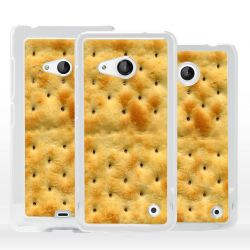 Cover cracker biscotto per Microsoft Nokia Lumia
