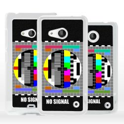 Cover segnale fine trasmissioni TV per Microsoft Nokia Lumia