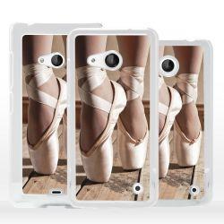 Cover scarpette danza per Microsoft Nokia Lumia