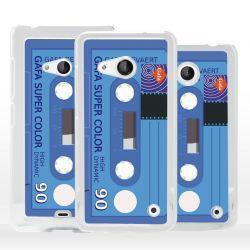 Cover cassetta nastro per Microsoft Nokia Lumia