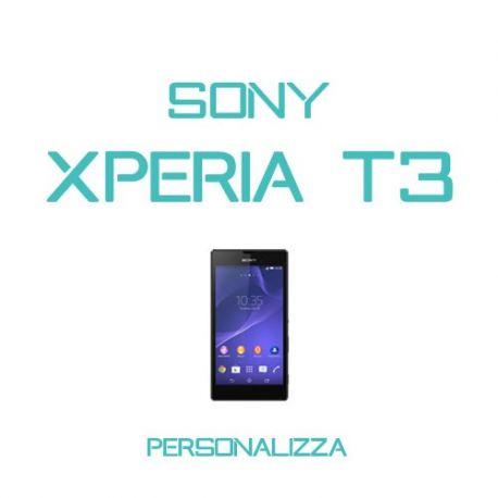 Cover Personalizzata per Sony Xperia T3