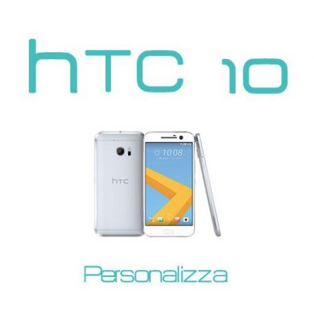 Cover Personalizzata per HTC 10