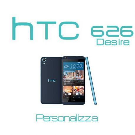 Cover Personalizzata per HTC Desire 626