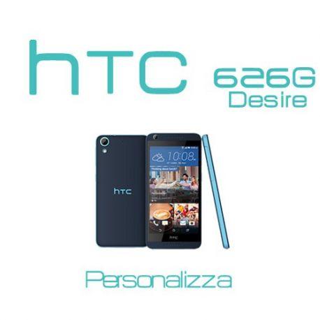 Cover Personalizzata per HTC Desire 626G