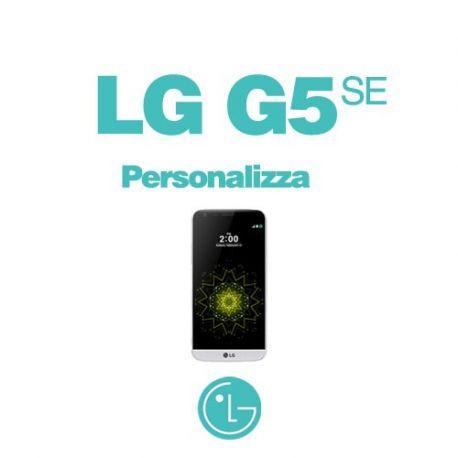 Cover Personalizzata per LG G5 SE