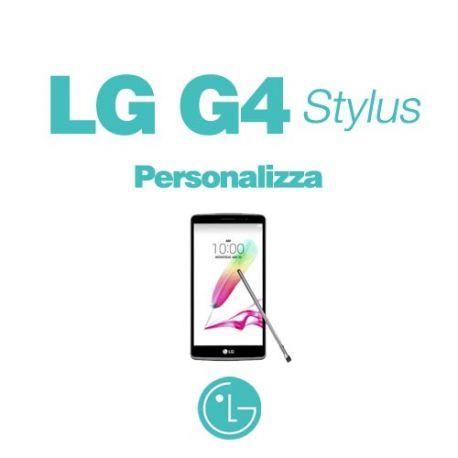 Cover Personalizzata per LG G4 Stylus