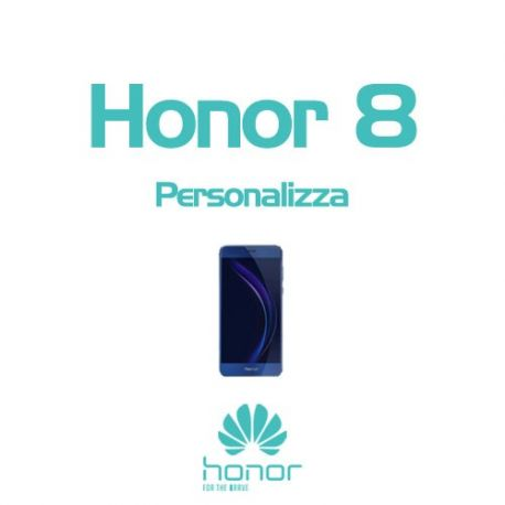 Cover Personalizzata per Honor 8