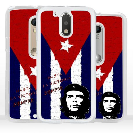 Cover bandiera Cuba per Motorola