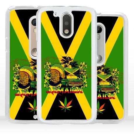 Cover bandiera Giamaica per Motorola