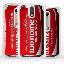 Cover per Motorola lattina personalizzata