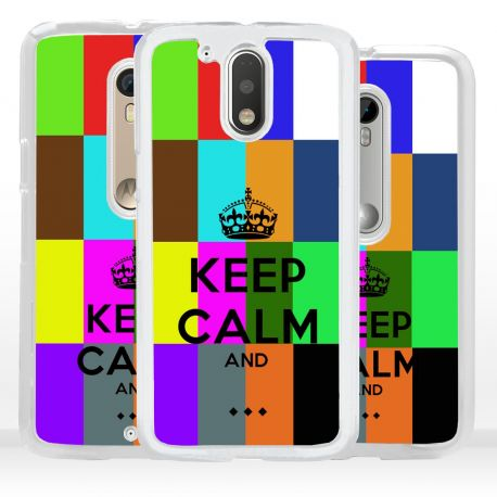 Cover per Motorola Keep Calm